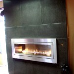Keith Crewe Concrete Fireplace
