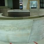 Keith Crewe Concrete Desk