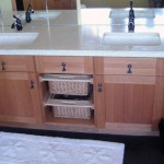 Keith Crewe Concrete Bathroom Countertop